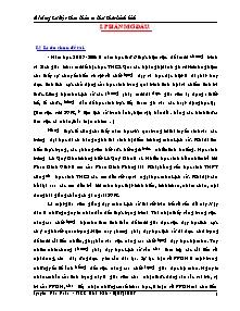 Sử dụng tài liệu tham khảo và khai thác kênh hình môn Lịch sử Khối THCS - Nguyễn Văn Đoàn