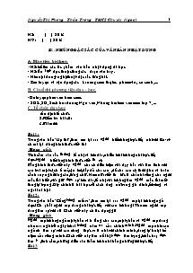 Giáo án Ngữ Văn Lớp 7 - Năm học 2013-2014 - Nguyễn Thị Phương Thảo