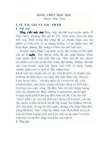 Giáo án Ngữ Văn Lớp 7 - Sống chết mặc bay - Phạm Duy Tôn