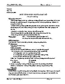 Giáo án Ngữ Văn Lớp 7 - Tuần 25 - Mai Thị Luyến