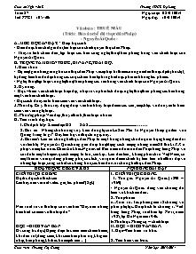 Giáo án Ngữ Văn Lớp 7 - Tuần 27 - Năm học 2013-2014 - Trương Thị Giang
