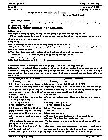 Giáo án Ngữ Văn Lớp 9 - Tuần 28 - Năm học 2013-2014 - Trương Thị Giang