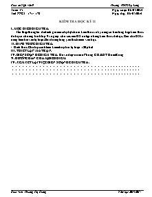 Giáo án Ngữ Văn Lớp 9 - Tuần 35 - Năm học 2013-2014 - Trương Thị Giang
